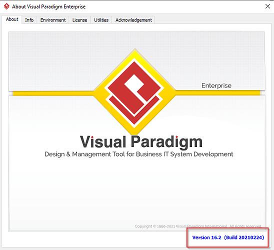 2021-03-02 09_43_02-About Visual Paradigm Enterprise