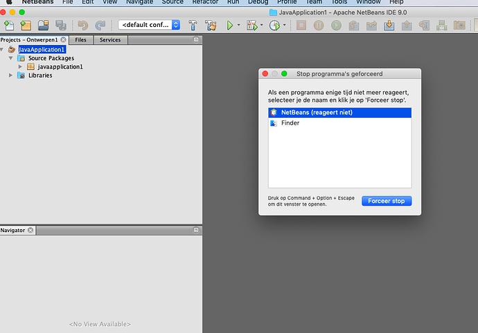 Visual Paradigm 15 1 integration into Netbeans 9 (Mac OS