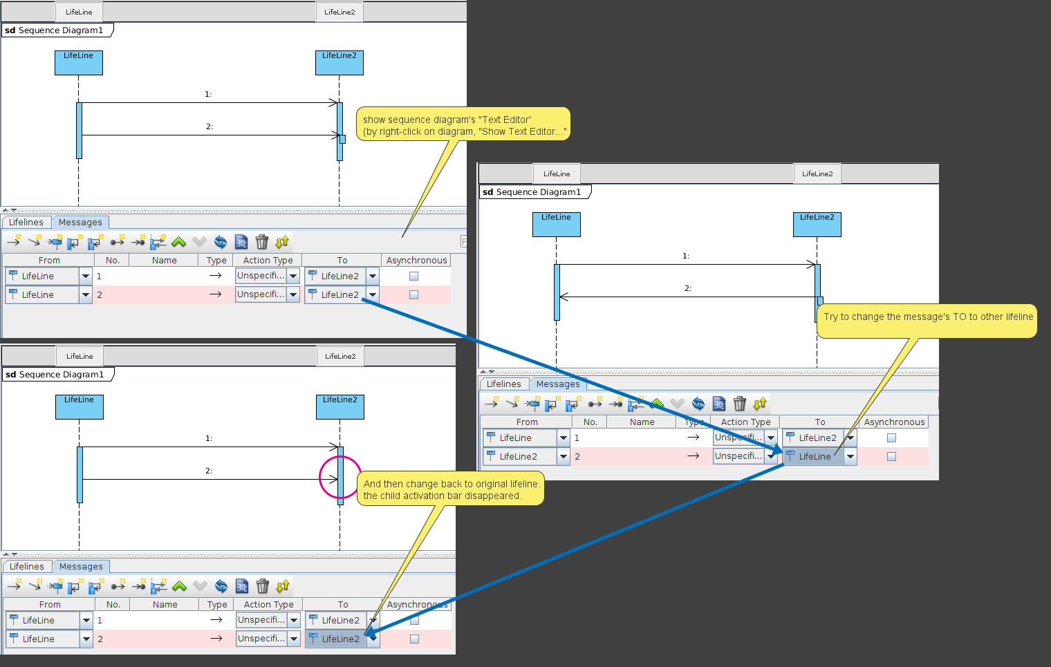 Sequence diagram help to rearrange activity bars uml discuss resetmessagefromtog1520x965 963 kb ccuart Images