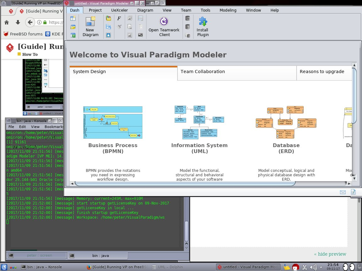 Guide] Running VP on FreeBSD! - How To - Discuss the Visual